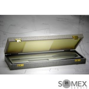 Krabice karton/dřevo s výplní Subito I 14,5-32