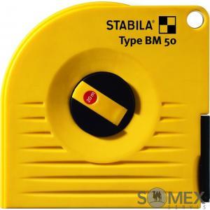 Svinovací pásmo STABILA - typ BM 50 P