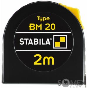Svinovací metr STABILA - typ BM 20